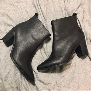 Old Navy Heeled Ankle Boots